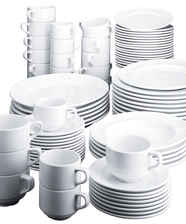 servizio piatti porcellana